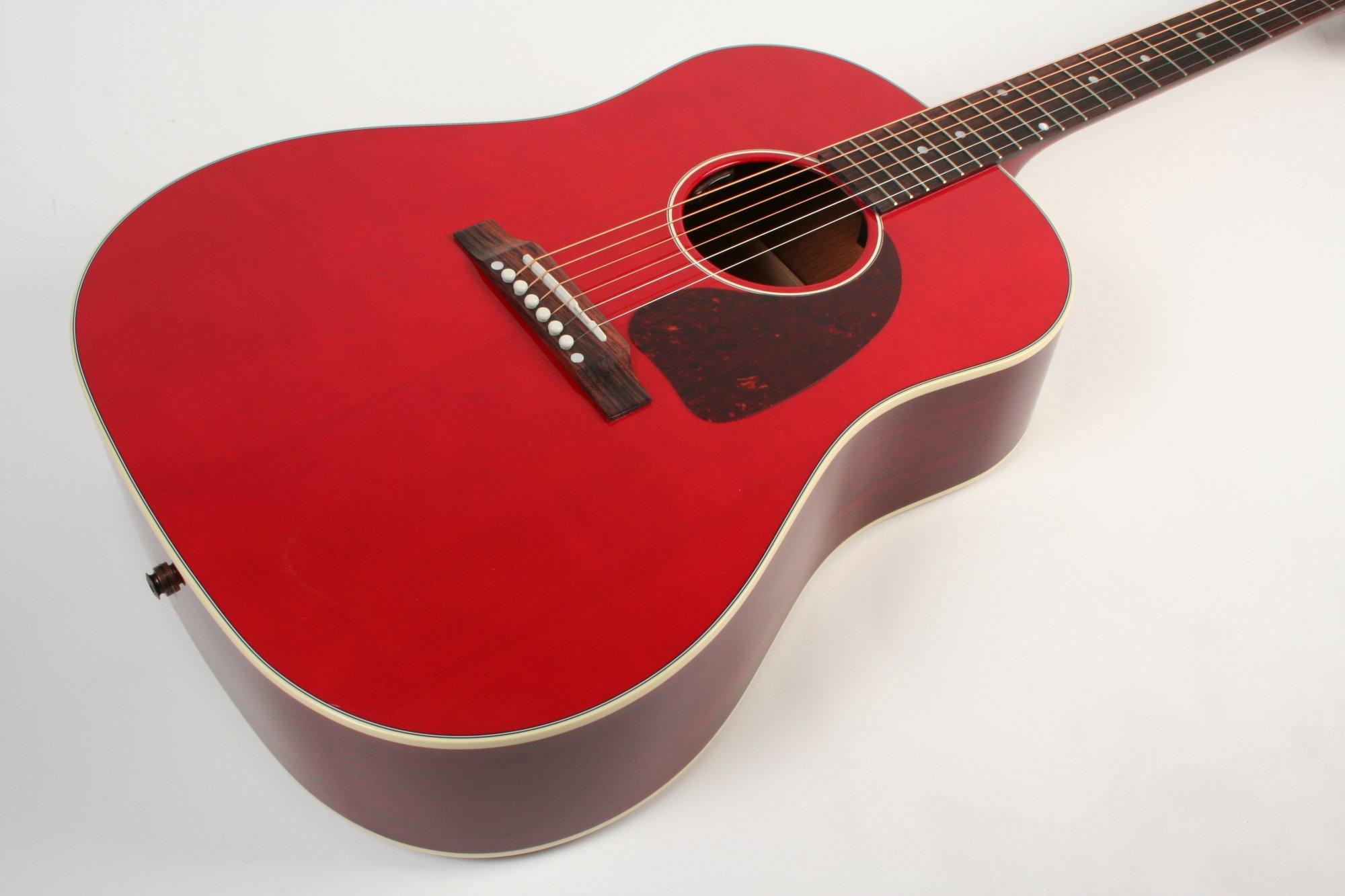 Gibson J-45 Standard Cherry Modern Collection