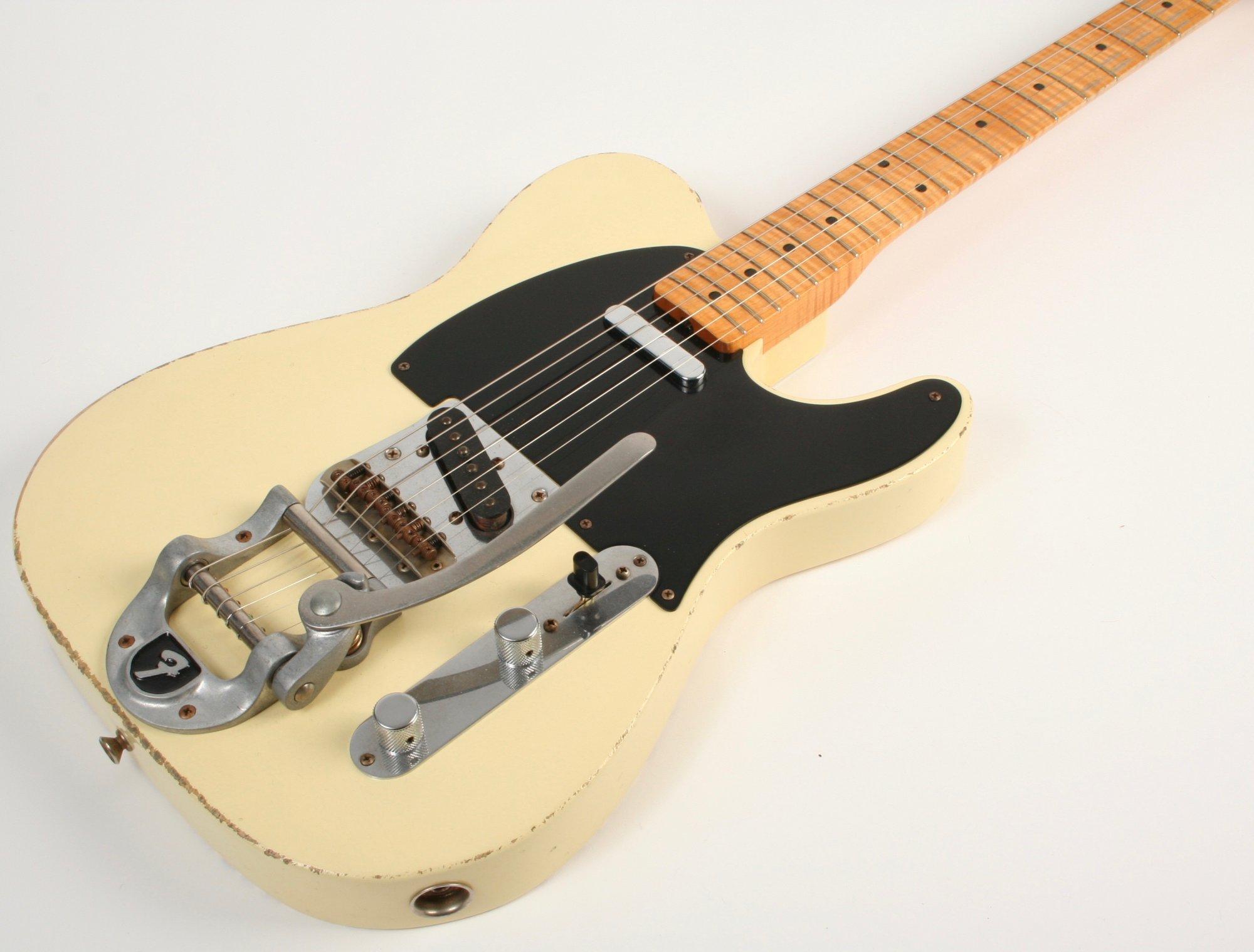 Fender Custom Shop '63 Telecaster Master Built Yuriy Shishkov 2005