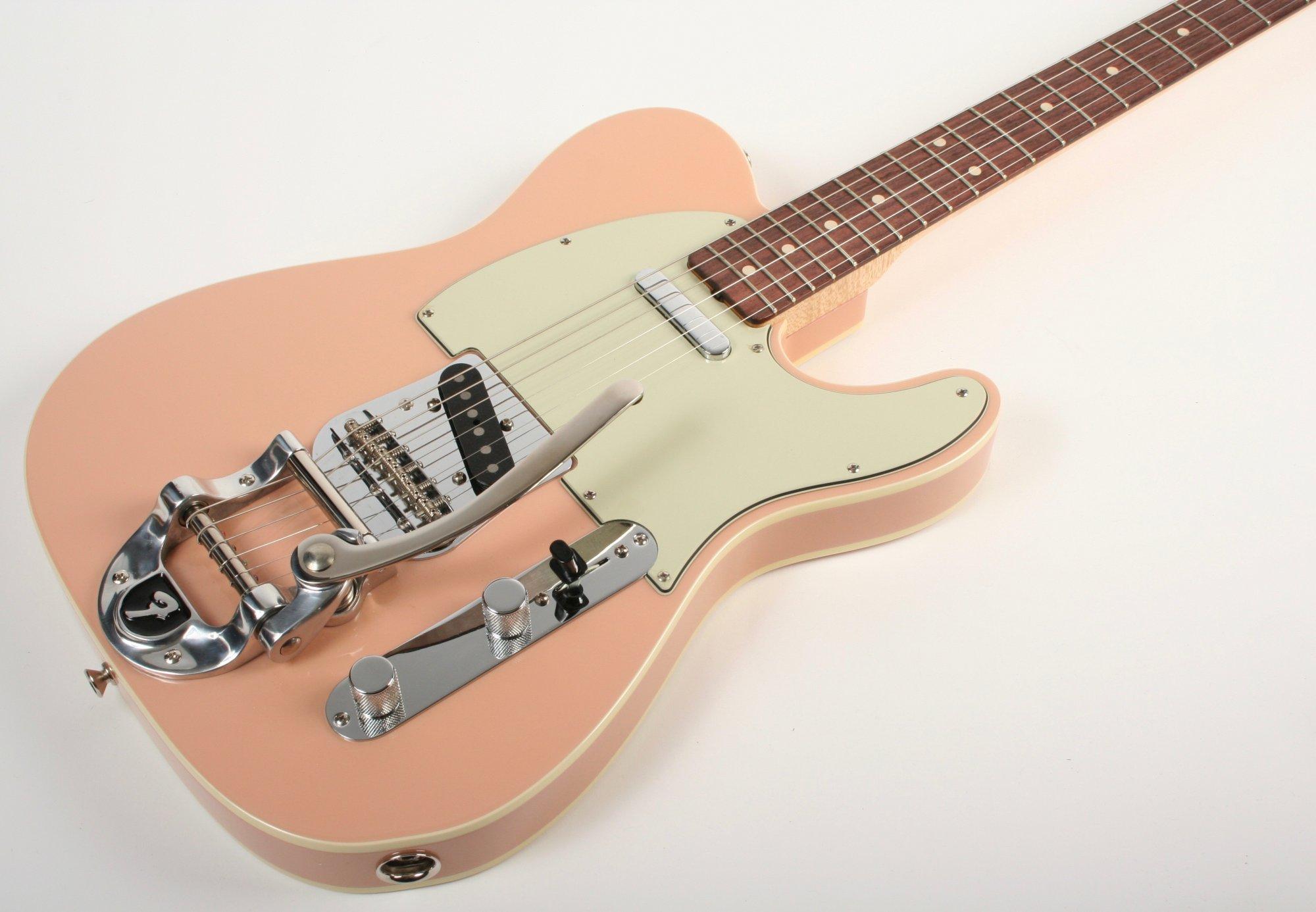 Fender Custom Shop '60 Telecaster NOS Shell Pink 2008
