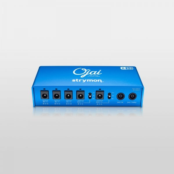 Strymon Ojai R30 5-Output Low Profile  High Current DC Power Supply