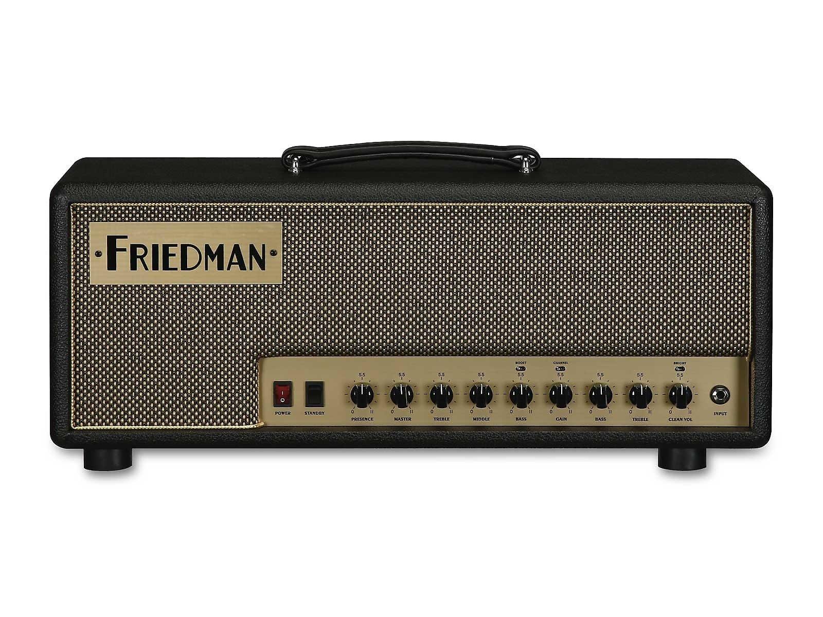 Friedman Runt 50 Head Black