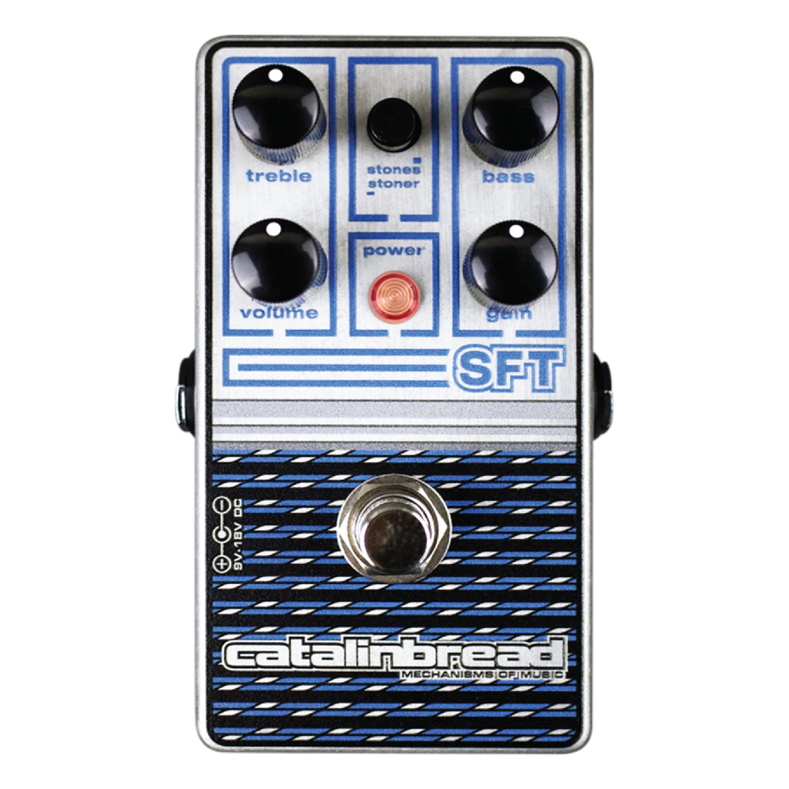 Catalinbread SFT (Ampeg: from Ya-ya's to the desert)