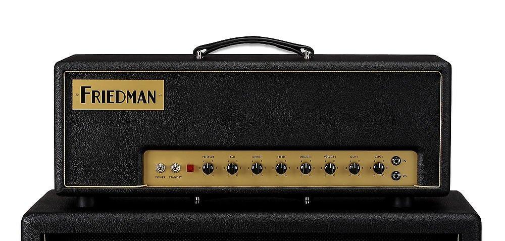 Friedman Small Box Head