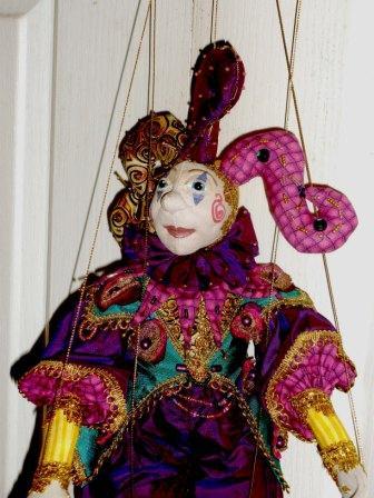Orsino Marionette Class