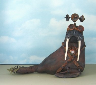 Steampunk Walrus