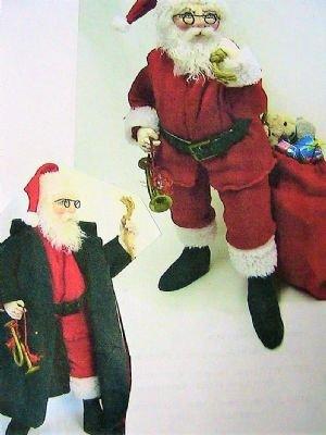 Gift Bringer Santa Tutorial