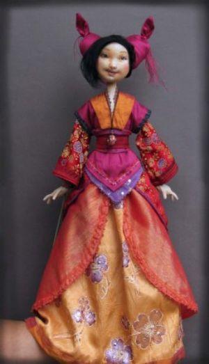 Madame Mori Class
