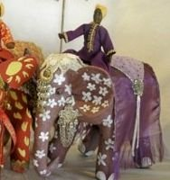 Painted Pachyderms