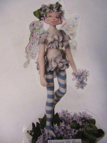 Maraya & Her Crystal Wings