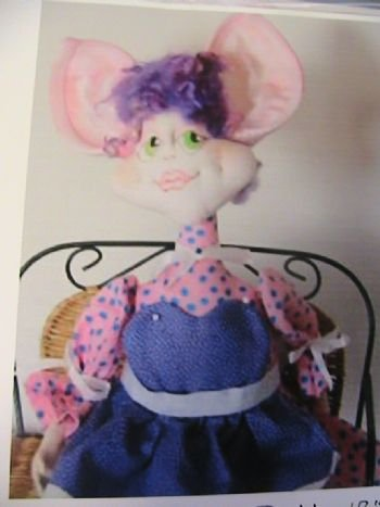 Mouse Bra Doll