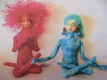 Yoga Dolls