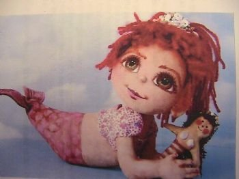 Baby Mermaid Shelley
