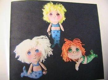 Little Mermaid Ornaments