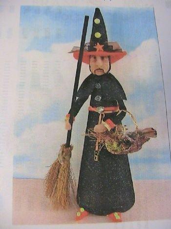 Kraft Witch