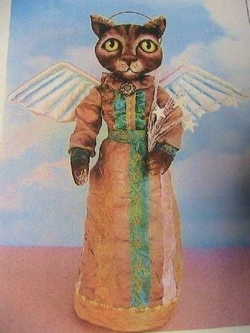 Emma Angel Cat