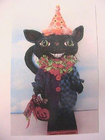 Catnip Halloween