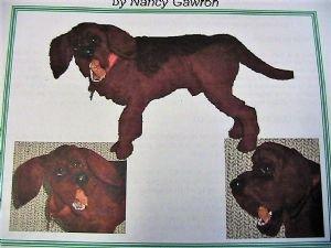 Sherlock Bones Bloodhound Detective