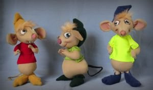 3 Kind Mice
