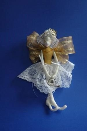 Ribbons Fairy Angel