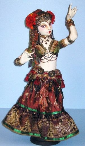 Gypsy or Belly Dancer Costume