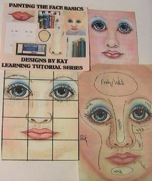 Painting Faces Using Acrylics Basics Tutorial