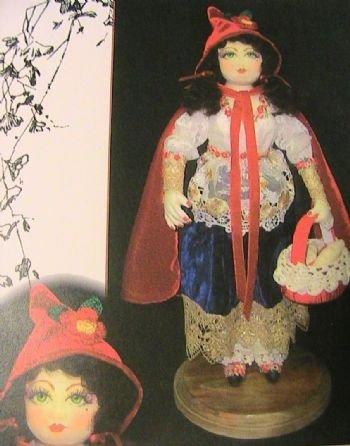 Red Riding Hood Pattern Tutorial