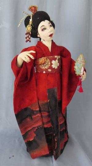 Geisha Mitsuko Tutorial