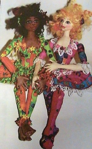 Dominique & Lesley~Soul Mates