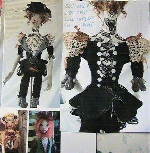Kimama & Calliope Jacket~Hat Costume