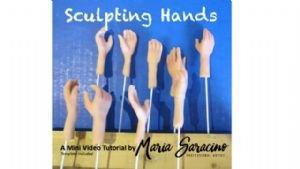 Sculpting Hands Video & Audio Tutorial