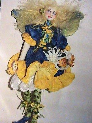 Florina Fairie of the Flowers