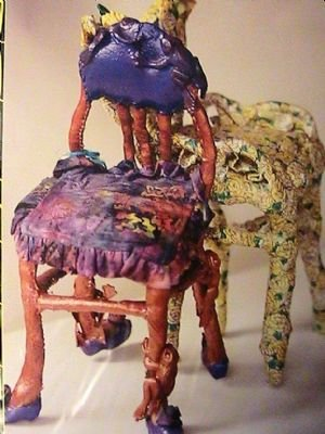 Twisted Sitters~Chairs for Dolls