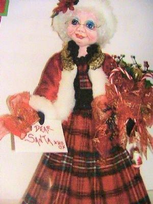 Mrs Santa Claus Class