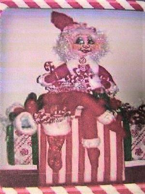 Candy Cane Elf Class