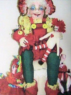 Connie Dollmaker Elf Class