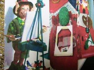 Joshua Artistic Elf Class