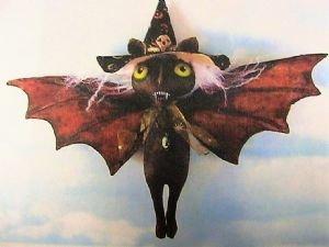 Odette the Bat