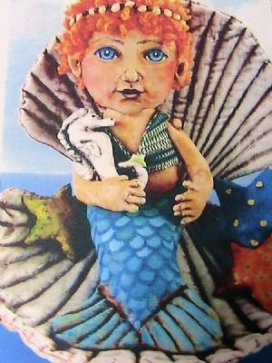Sea Child Mermaid
