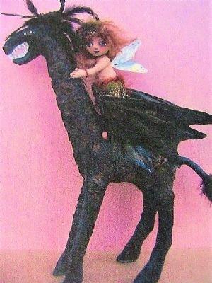 Adam Fairy & His Flying Giraffe