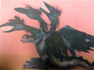 Cyril 3-Headed Dragon
