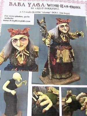 Baba Yaga: Witch~Hag~Crone