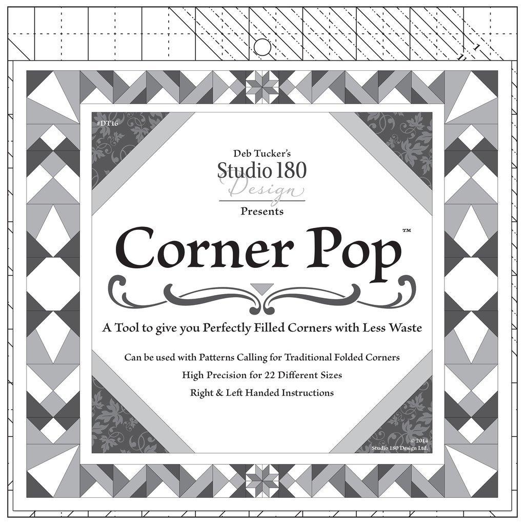 Corner Pop #DT16