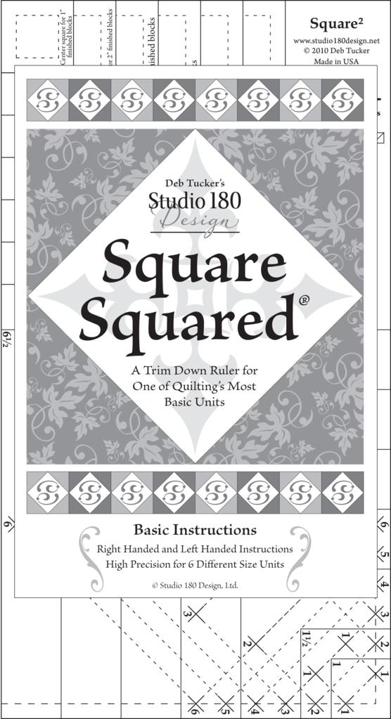 Square Squared #DT09