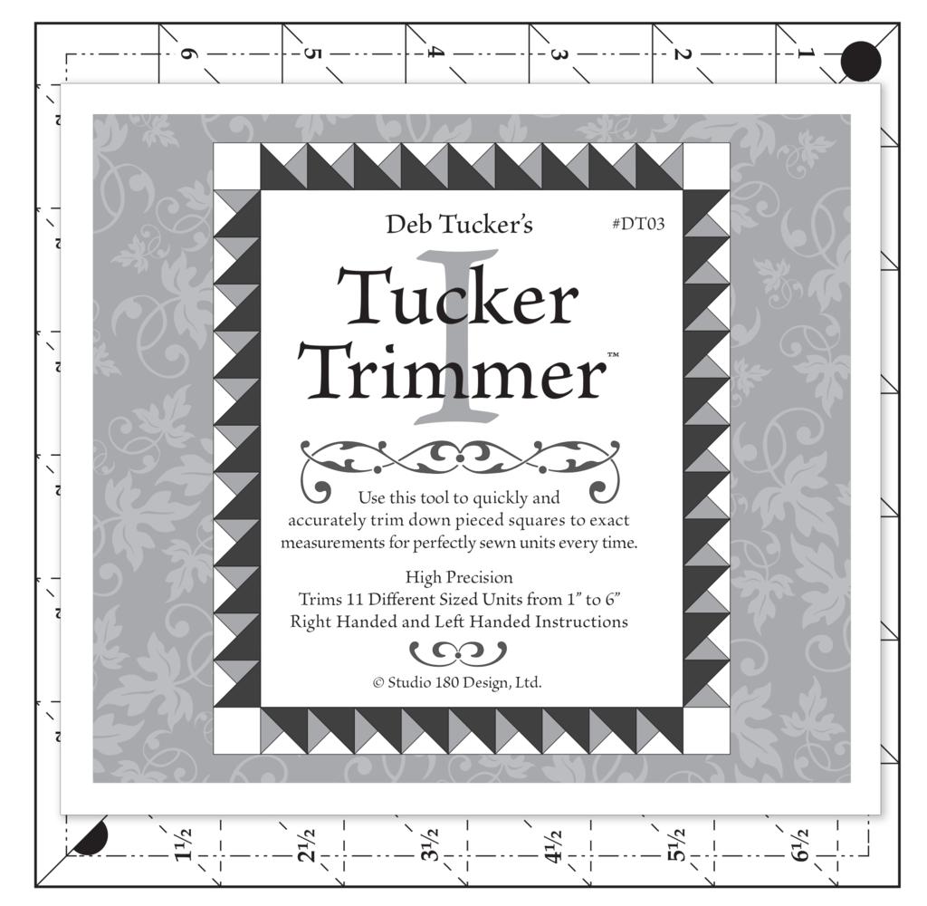 Tucker Trimmer I #DT03