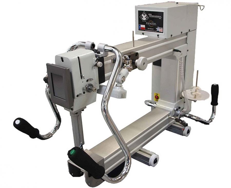 22 INNOVA  Longarm Quilting Machine Package
