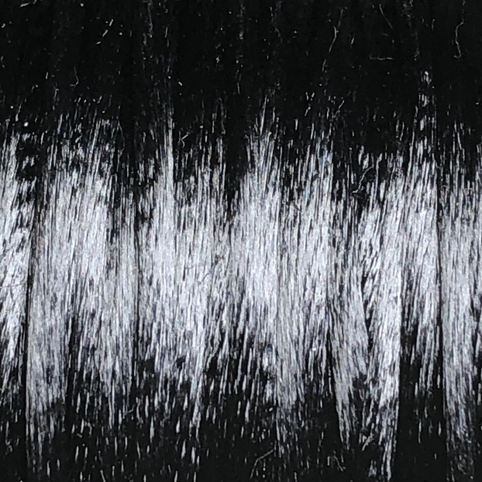 1mm Satin Cord Black 72yd spool
