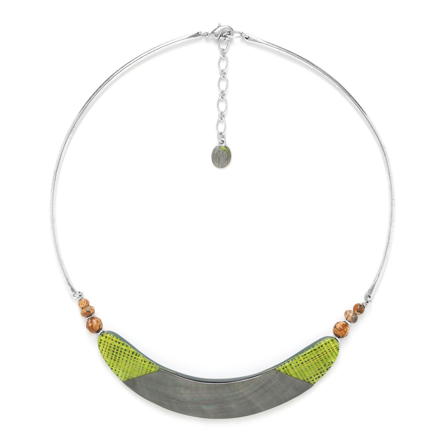Mambe- front piece Necklace