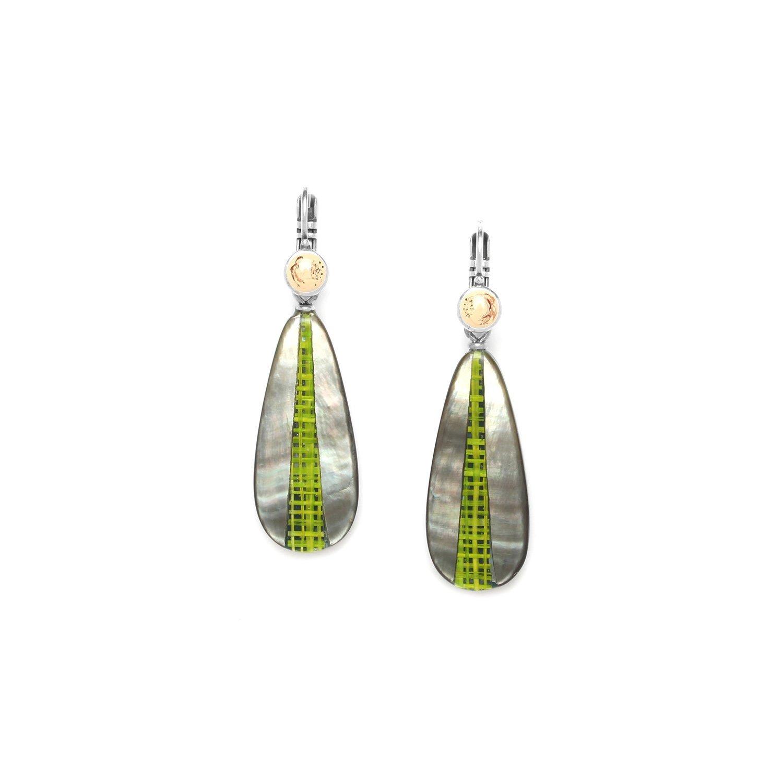 Mambe Drop earrings
