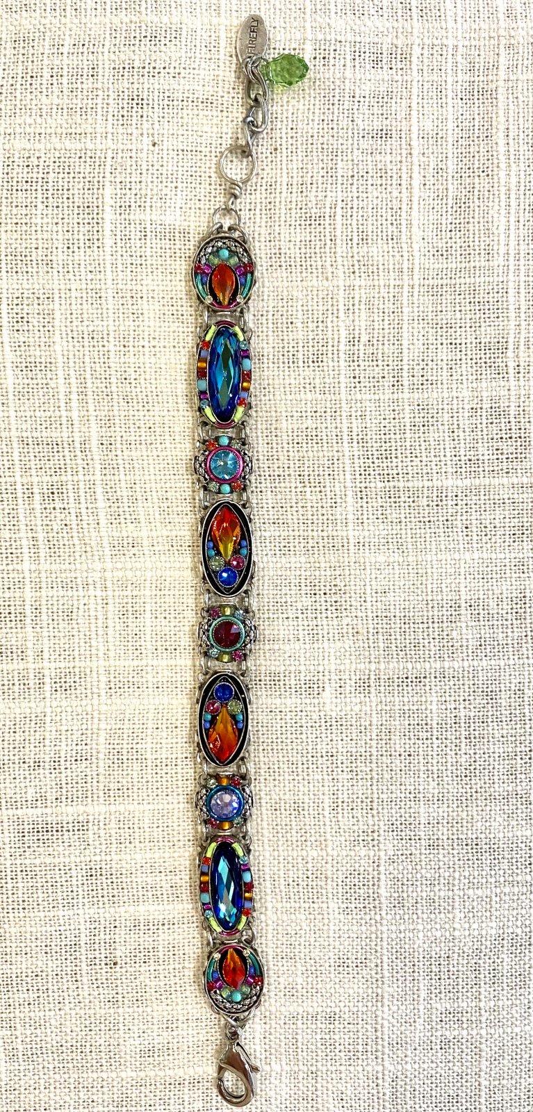 Emma mosaic bracelet-  multicolor