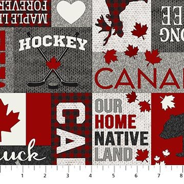 My Canada - Northcott Collection